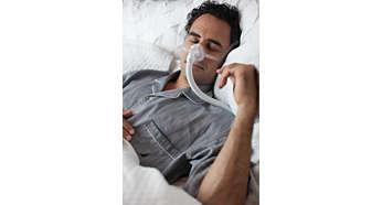 Mindre irritation i näsborrarna