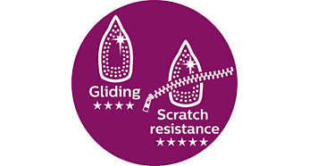 Philips best gliding with increased scratch resistance
