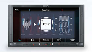 DSP para un audio de gran nitidez