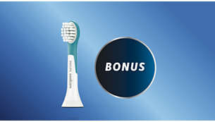 Exclusive bonus items only available to dental professionals