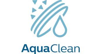 Le filtre à eau AquaClean permet de préparer jusqu'à 5000* tasses sans détartrage