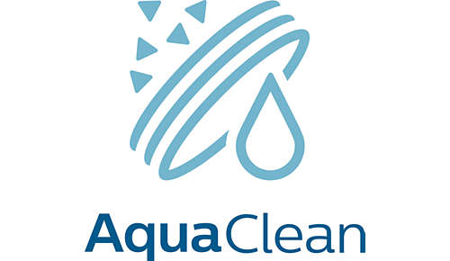 Představujeme filtr AquaClean až na 5000* šálků bez nutnosti odstraňovat vodní kámen.