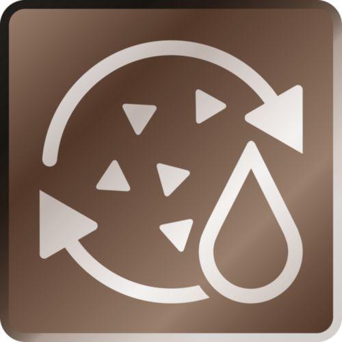 Goditi un caffè eccellente con il risciacquo automatico e la decalcificazione guidata