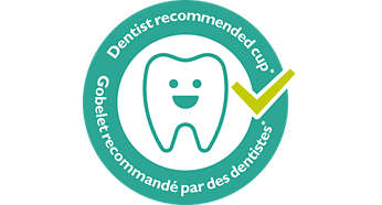 Recommended by dentists*