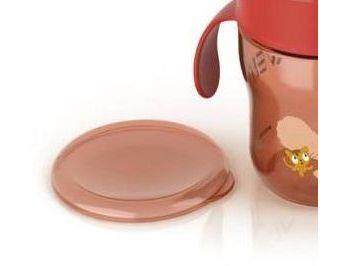 Защитная гигиеничная крышка обеспечивает чистоту чашки