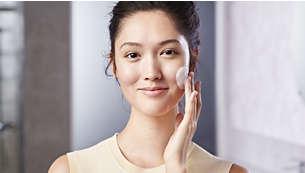帮助提高润肤霜的吸收效果