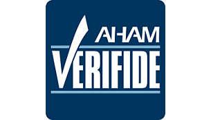 AHAM 认证的 CADR 性能