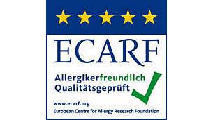 "ECARF 认证""非致敏"""