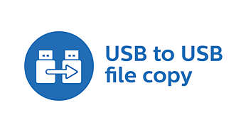 Easy Share USB to USB file transfer