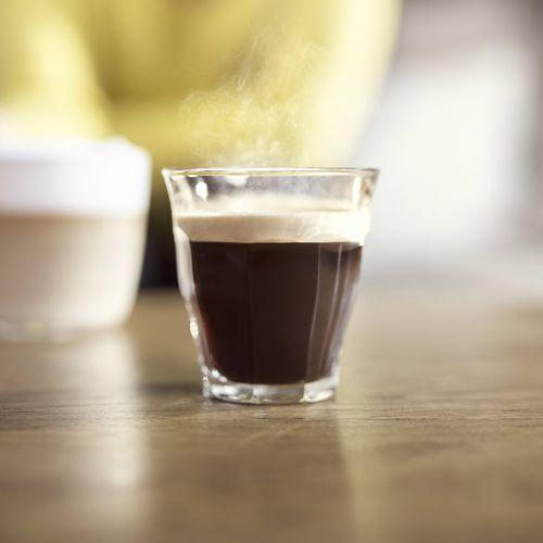 Kawa w idealnej temperaturze dzięki termoblokowi