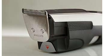 Volledig metalen mesjes zijn dubbelzijdig geslepen voor sneller trimmen