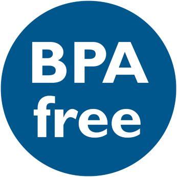 Este biberón no contiene BPA