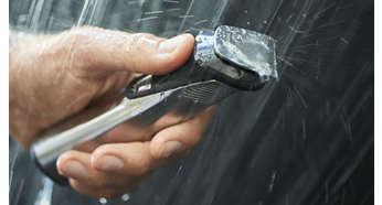 Możliwość korzystania pod prysznicem zapewnia wygodę i ułatwia czyszczenie