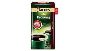 Eine Kostprobe von Jacobs Krönung Kräftig gratis
