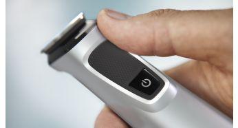 Нескользящая прорезиненная ручка для повышенного удобства и надежности