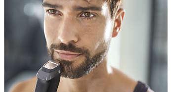 Metal detay düzeltici, sakalınızın veya keçi sakalınızın kenarlarını belirginleştirir