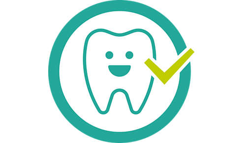 Promuove un sano sviluppo del cavo orale*