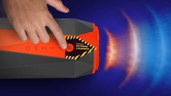 Бутон за режим SHOQ за изключително усилване