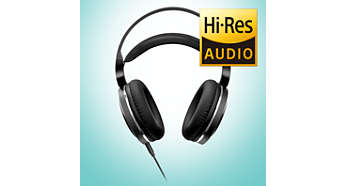 High Resolution Audio über kabelgebundene Verbindung