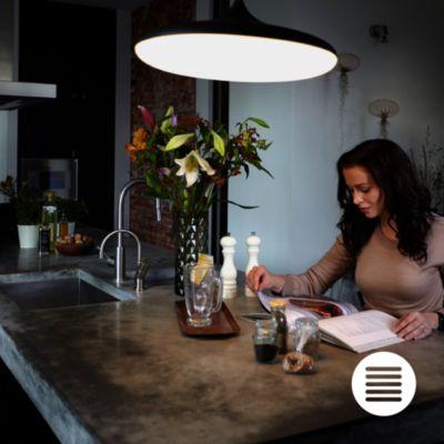 Relájate, lee, concéntrate y llénate de energía con las diferentes opciones de iluminación