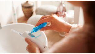 Свежесть и чистота благодаря ополаскивателю для полости рта