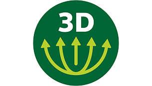 ProBlend 6 3D Blending Technology