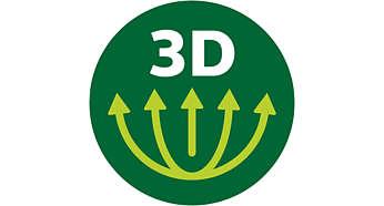 ProBlend 6 3D-mengtechnologie