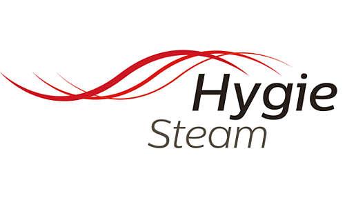 L'hygiène du circuit de lait est prouvée grâce au nettoyage à la vapeur