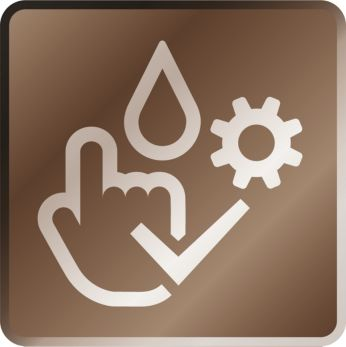 Sistema di pulizia e manutenzione in tre clic