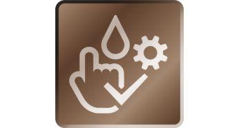 Système de nettoyage et d'entretien en trois clics