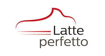 Excellent milk foam thanks to our Latte Perfetto technology