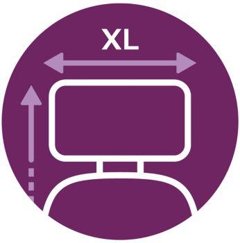 Triikige korraga rohkem: XL-triikimislaud ja XL-triikraua alus