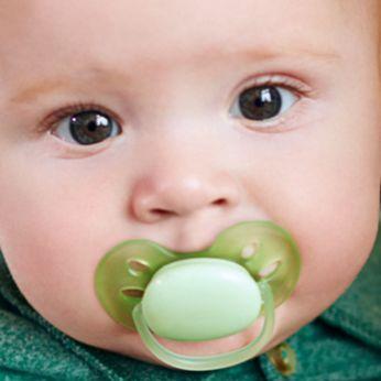 圓滑保護套讓寶寶每日倍感舒適