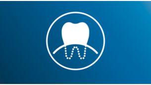 Improves gum health in just 2 weeks*