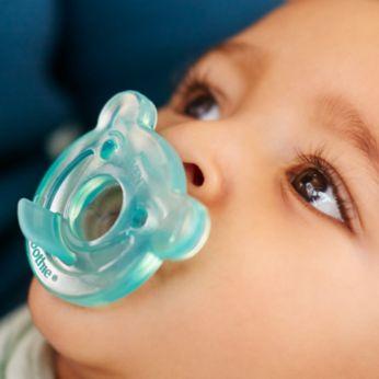 Conçu pour favoriser un rapprochement avec le bébé