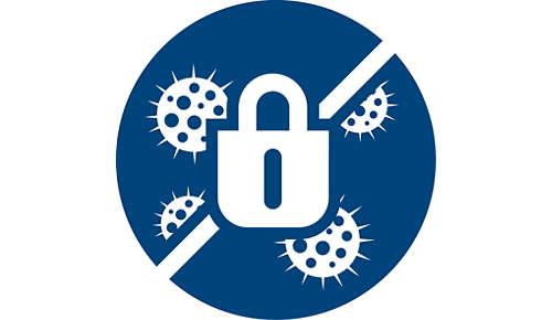 Allergy Lock houdt stof binnen