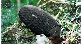 Durable build – shockproof, dustproof and waterproof (IP57)