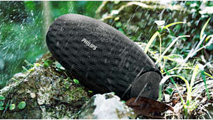 Durable build – shockproof, dustproof and waterproof (IP57)