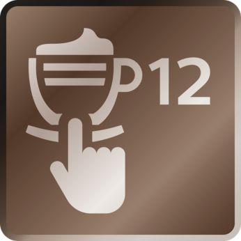 12 diverse bevande al caffè