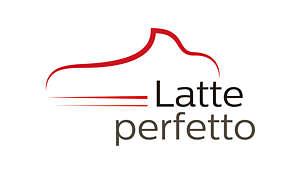 Превосходная молочная пена благодаря нашей технологии Latte Perfetto