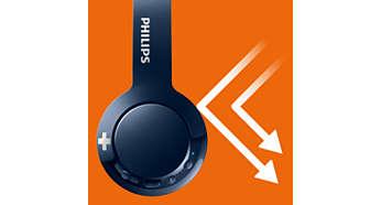 Doskonała izolacja dźwięku zapewnia lepsze wrażenia odsłuchowe