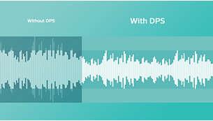 Цифровая обработка звука обеспечивает реалистичное звучание без искажений