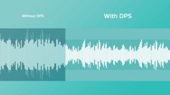 Skaitmeninis garso apdorojimas perteikia natūralią, be iškraipymų muziką