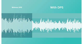 Digital Sound Processing for lifelike, distortion-free music
