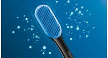 240микрощетинок для бережной и эффективной чистки
