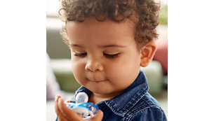 Learn tips & tricks to help your child become pacifier free