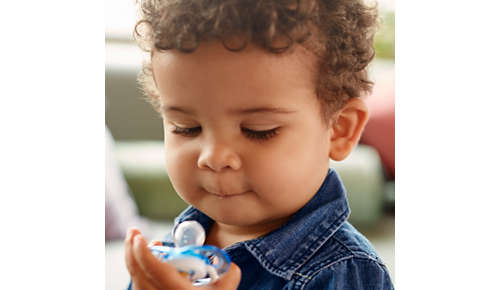 Learn tips and tricks to help your child become soother-free