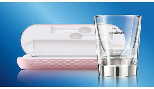 Nabíjecí cestovní pouzdro USB anabíjecí sklenice