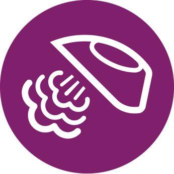Мощна пара за ефективно премахване на гънки