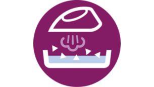 Контейнер Calc-Clean в комплекте— очистка без картриджей и лишних затрат